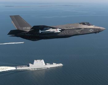 Обнаружен важный недостаток самолета F-35