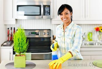 Эффективные советы по уборке в доме