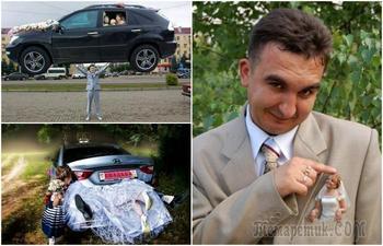Свадебные снимки, за которые фотографов нужно наказать по всей строгости