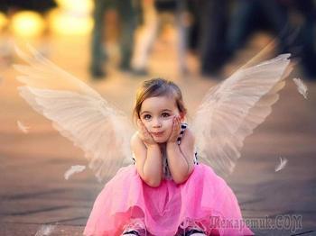 Улыбка ангела (Стих)