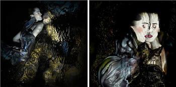 Подводные портреты: работы, в которых оживают невесомые женские образы