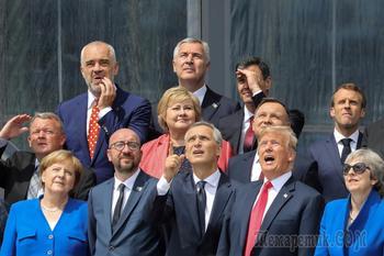 За спиной у Трампа: как НАТО сговорился без президента США