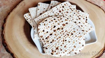 Маца Еврейская кухня
