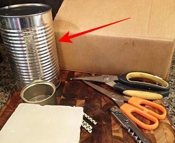 Идеи использования жестяных банок
