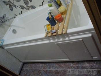 Незатейливый ремонт в ванной и туалете