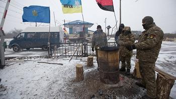 """DW: блокада Донбасса превратила идею воссоединения Украины в """"пустой звук"""""""