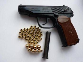 Сигнальный пистолет Макарова МР-371: описание, тюнинг, автоматика
