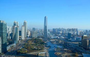Сонгдо: город будущего, превратившийся в город-призрак