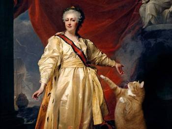 7 знаменитых людей, которые буквально поклонялись кошкам