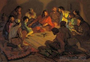 Тайна Евангелия от Иуды, любимого ученика Иисуса