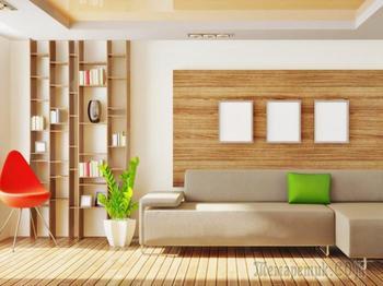 Натуральное дерево в интерьере: 20 великолепных идей по преображению жилого пространства