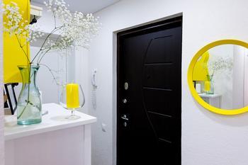 Скандинавская квартира 43 м² для семьи в Астрахани