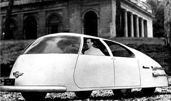 Бриллиантовые: вымершие автомобили ромбовидной компоновки