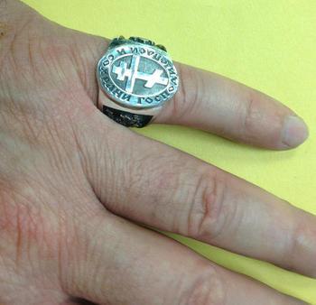 Церковные кольца - особенное украшение
