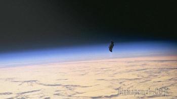 Чёрный рыцарь. Загадка таинственного объекта на земной орбите