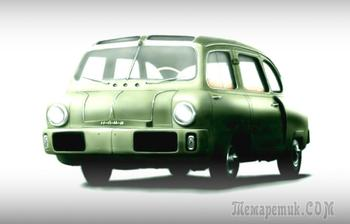 Чита, Белка, Муравей: советские раритетные вагончики-легковушки