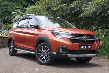 Suzuki XL7 2020: новый «экстраординарный» кроссовер