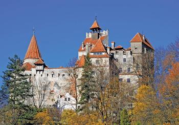 Легендарные крепости – Румыния, замок Бран