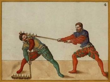 Шипы против лат: как моргенштерн стал грозным оружием в средневековых битвах