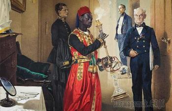 Темнокожие граждане Российской Империи: откуда они появлялись и как им жилось