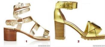 Модная головоломка: какая пара обуви дороже?