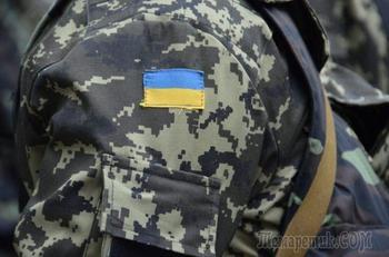 Украинский боевик показал условия лечения в госпитале ВСУ