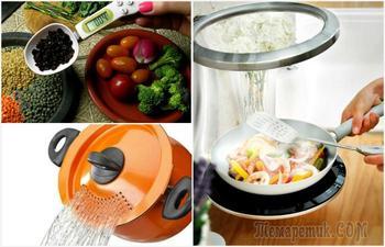 Крутые кухонные штуковины, которые превратят готовку в развлечение
