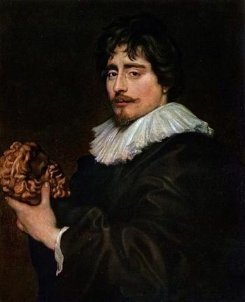 Скульптура во Фландрии 17 век Барокко