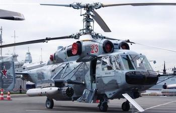 Советский вертолет Ка-29 достанут из «закромов Родины»: равных ему нет до сих пор!