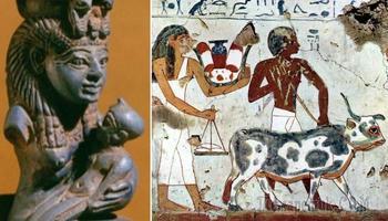 10 малоизвестных фактов из жизни простых людей в Древнем Египте