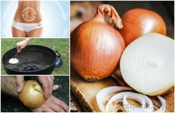 17 нестандартных способов применения обычного репчатого лука