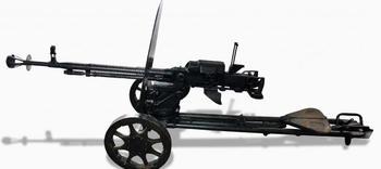 Пулемет ДШК: история создания и особенности конструкции
