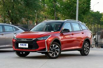 Aeolus Yixuan GS: Новый китайский кросс-универсал по хорошей цене