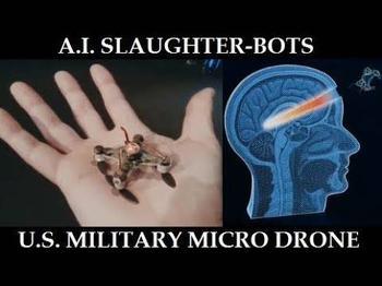 Дробовик и сетка-рабица против дронов-убийц