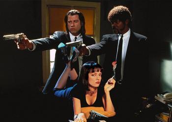 «Криминальное чтиво»: как изменились актеры фильма за 25 лет