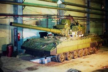Фото секретного российского танка попало в интернет