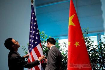 Нелюбовный треугольник: как США строят диалог с Москвой и Пекином
