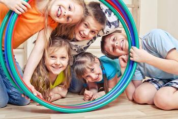Приучаем ребенка к физичкой активности