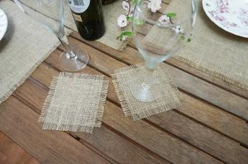Практичные салфетки из ткани своими руками