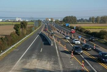 Чехия решила победить кризис за счет ремонта дорог