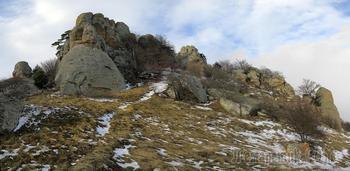Крым. Туманно-солнечное путешествие по Демерджи