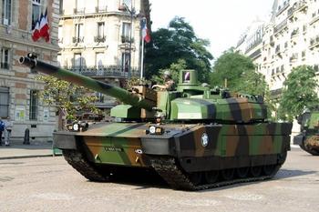 Десятка лучших современных танков мира