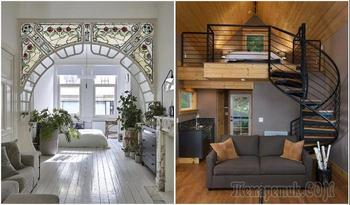 Вдохновляющие идеи дизайна интерьера для тех, кто планирует строительство или ремонт