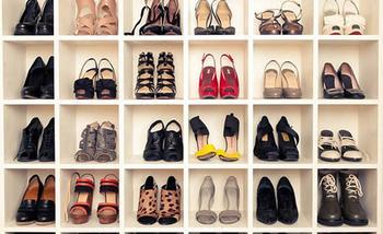 7 способов хранить обувь, если ее очень много