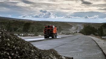 В Крыму построят сеть курортных дорог от трассы «Таврида»