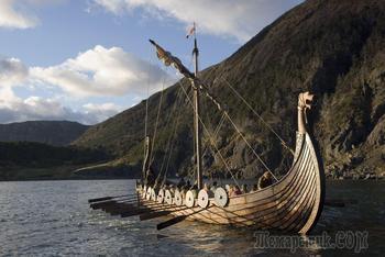 Легендарные викинги в сагах и в реальности
