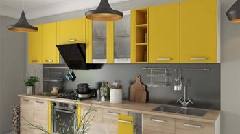 Как обустроить кухню без принципа рабочего треугольника?