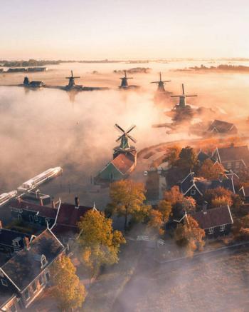 Планета сверху: лучшие работы фотоконкурса #Aerial2020 Contest от Agora Images