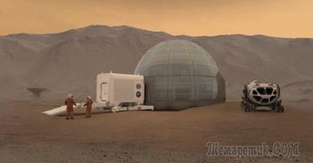 Будет ли жизнь на Марсе: трудности, с которыми столкнутся первооткрыватели Красной планеты