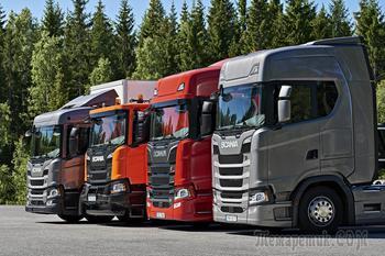 Scania - укрепляя позиции на российском рынке